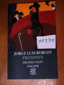 Jorge Luis Borges - Fiktionen